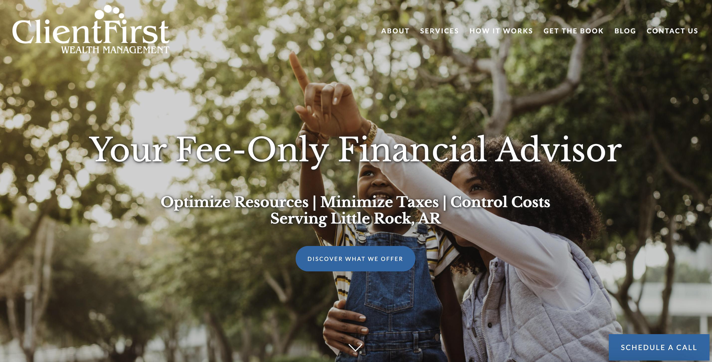 Client First Wealth Management CTA