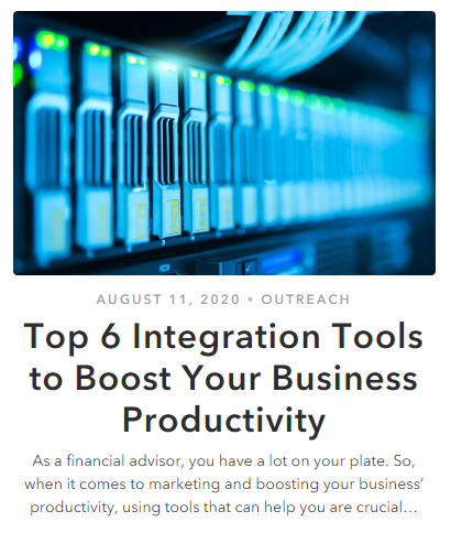 Top 6 Integration Tools to Boost Your Business Productivity
