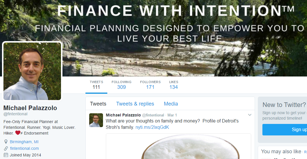 Guide to Twitter for financial advisors