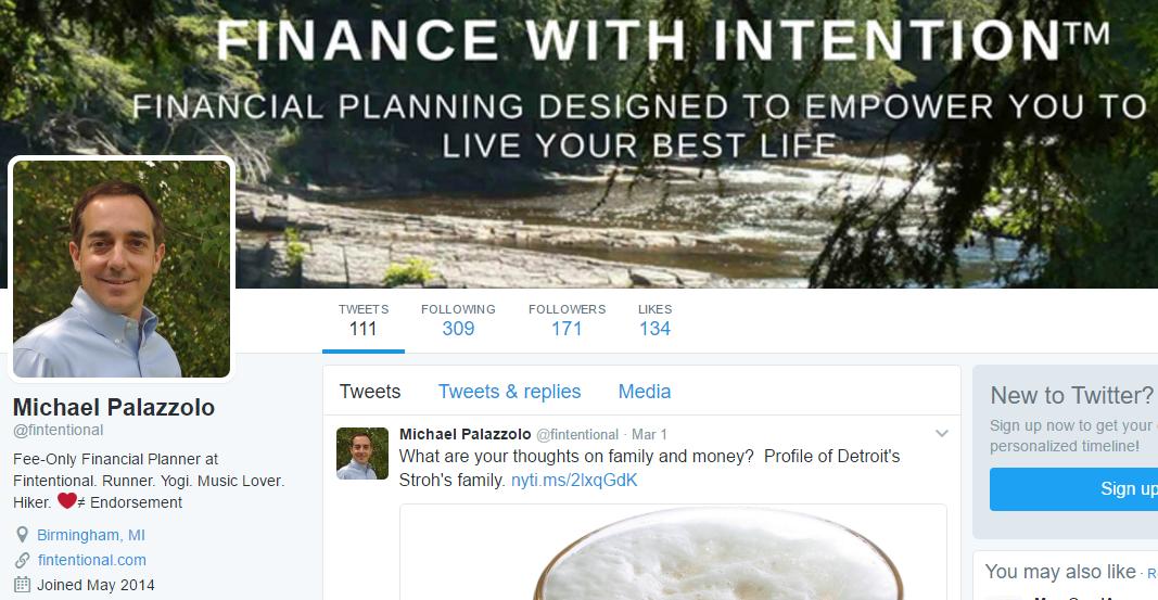 Guide to Twitter for financial advisors