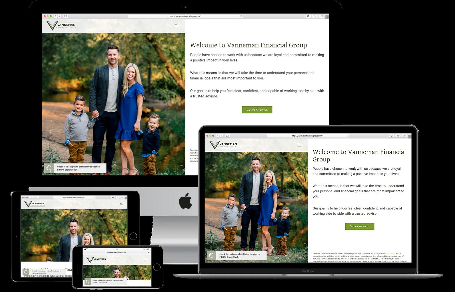 Vanneman Financial Group