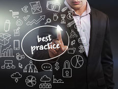 Financial advisor's website best practices Twenty Over Ten
