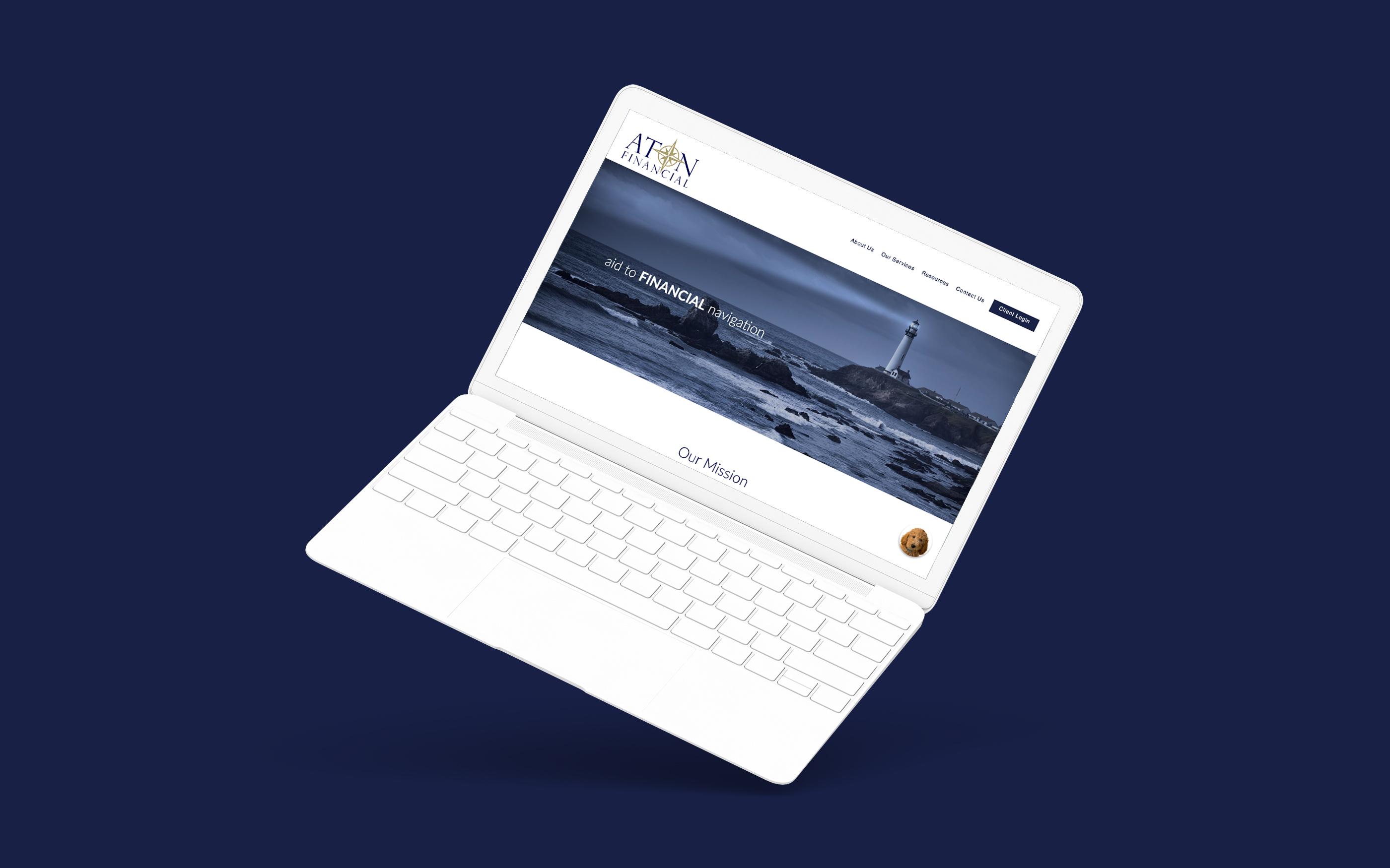 Advisor Website Showcase: ATON Financial Featured Image