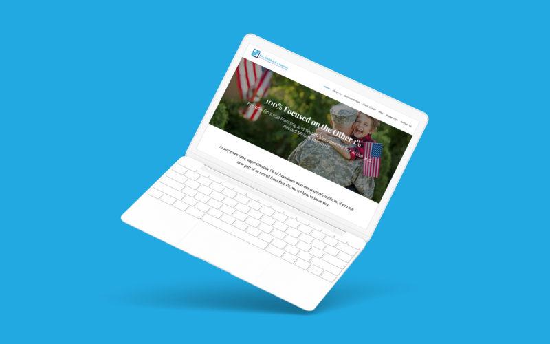 Financial Advisor Website Showcase: C.L. Sheldon & Company Thumbnail