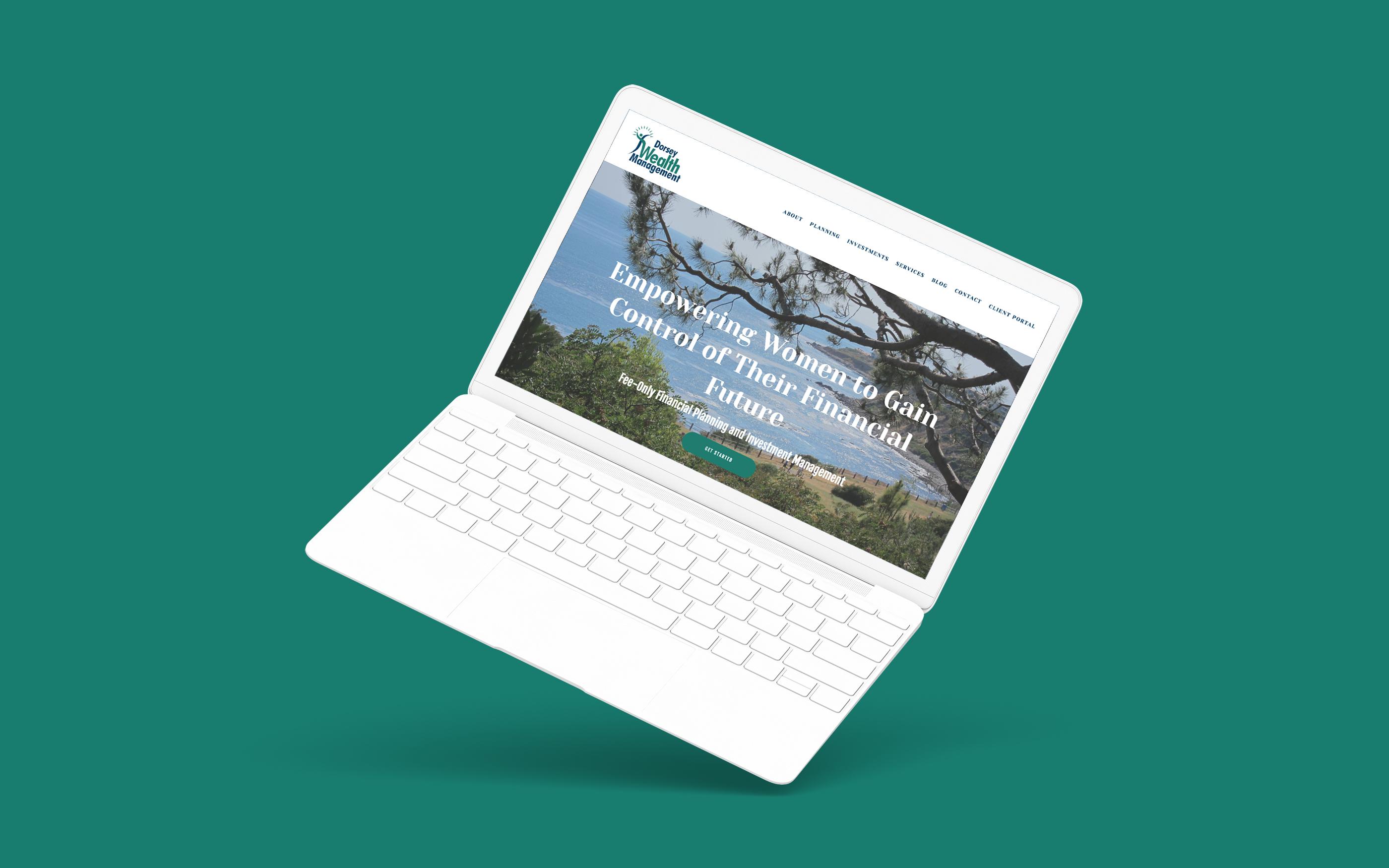 Advisor Website Showcase: Dorsey Wealth Management Featured Image