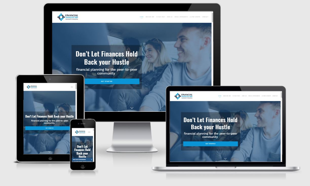 financial planning done right website