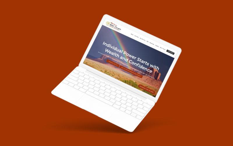 Advisor Website Showcase: Gold Canyon Financial Planning Thumbnail