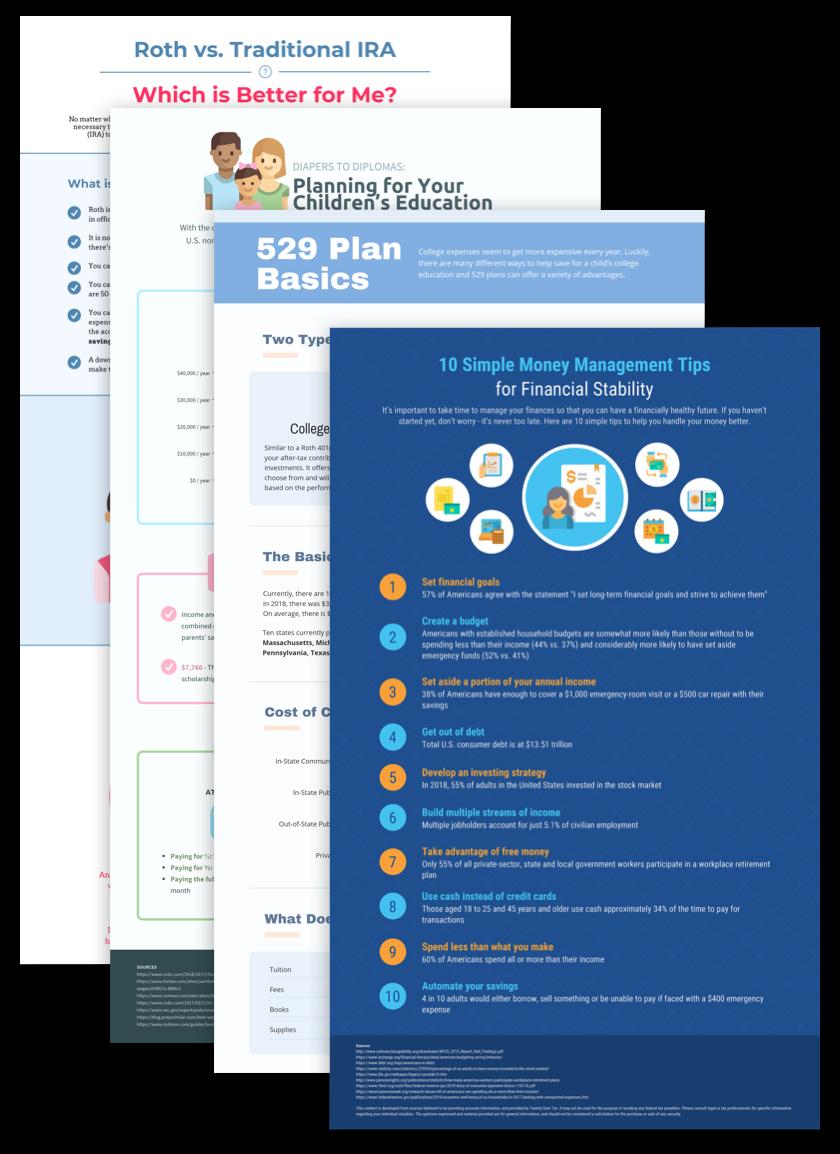 Lead Pilot infographics