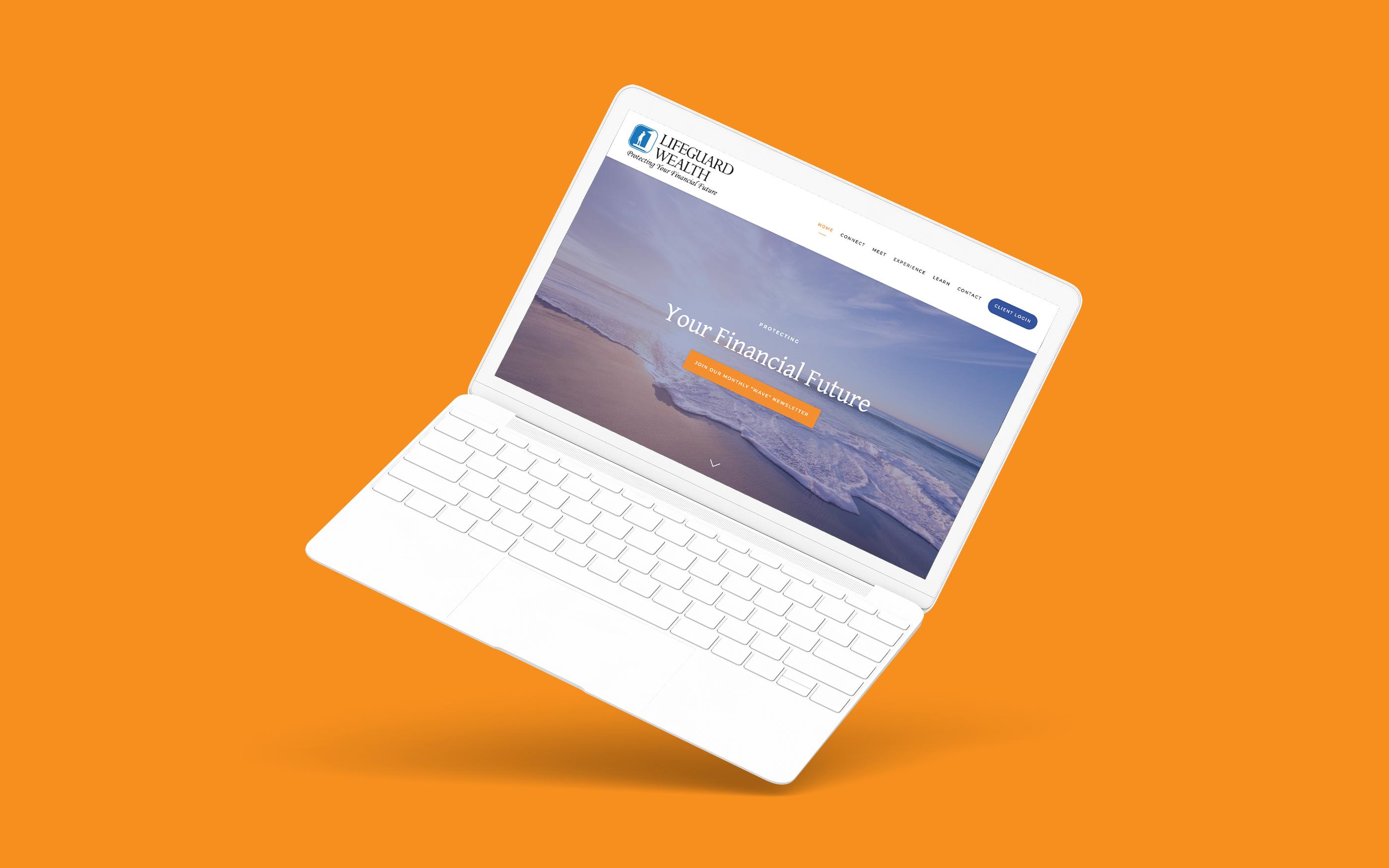Advisor Website Showcase: Lifeguard Wealth Featured Image