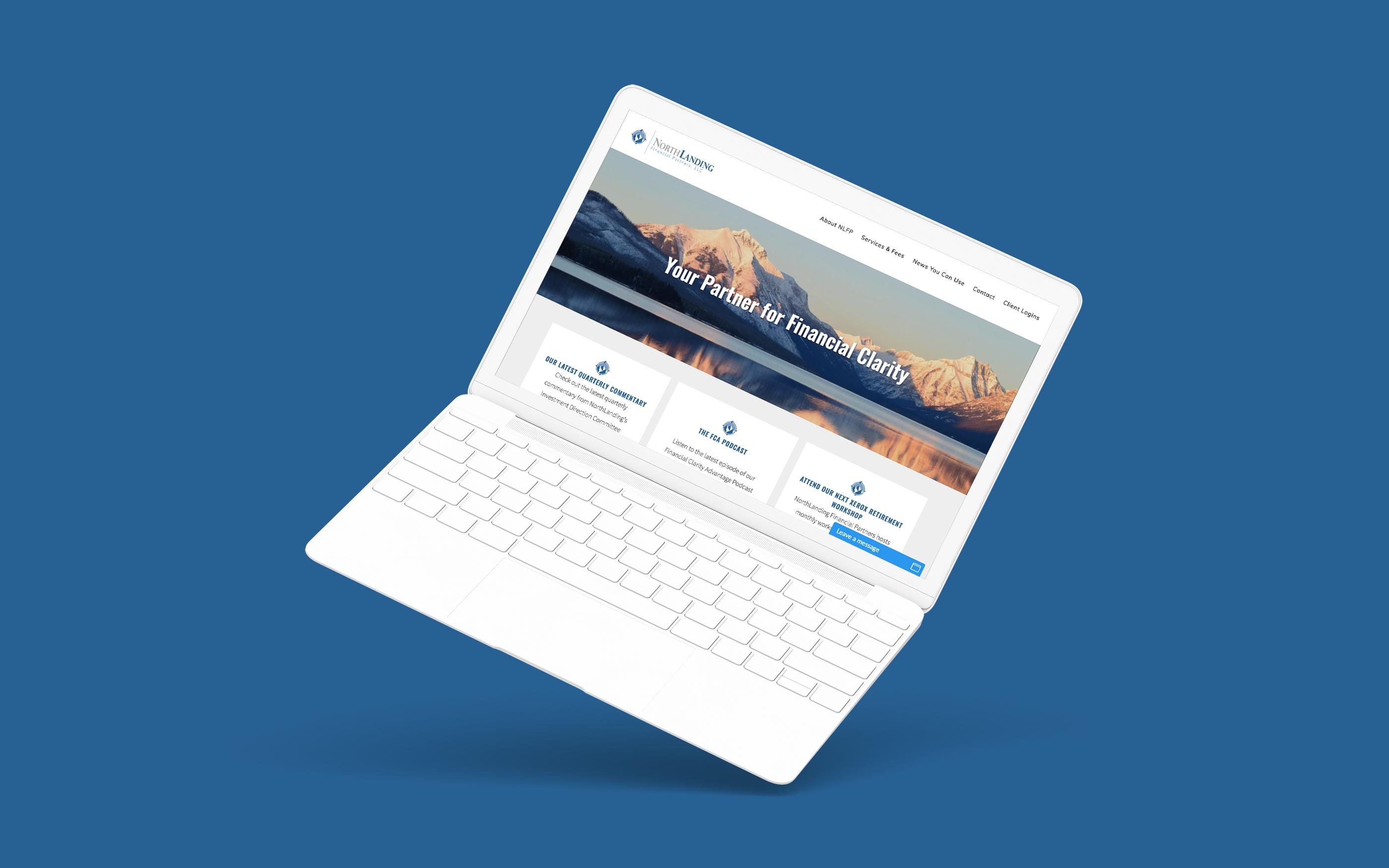 Advisor Website Showcase: NorthLanding Financial Partners Featured Image