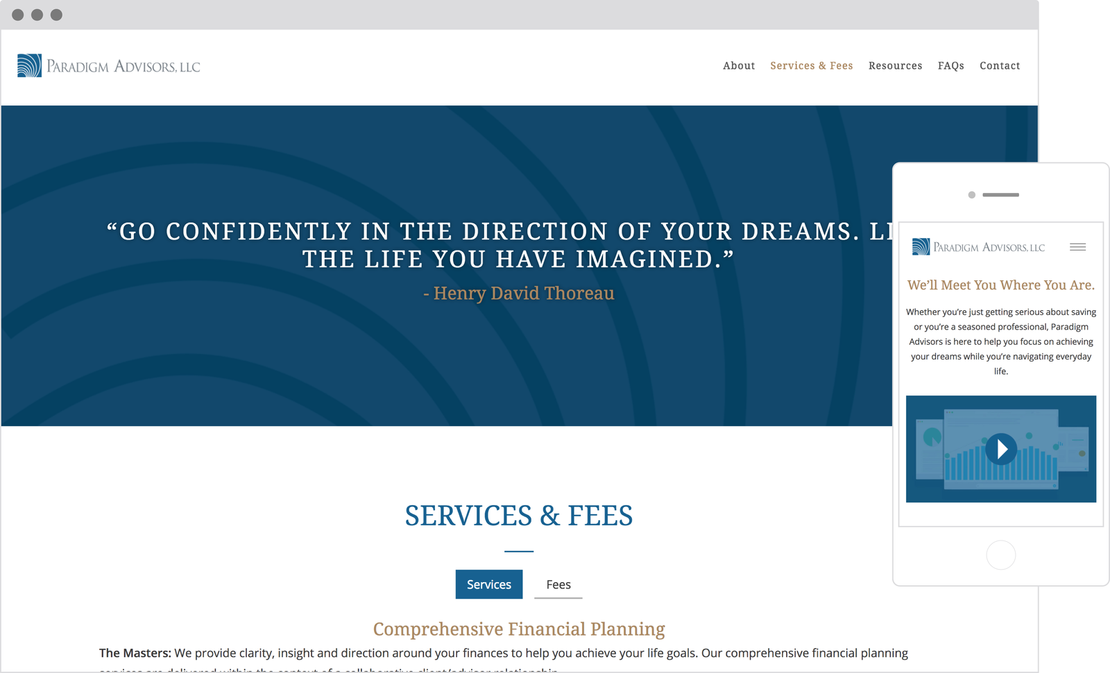 Advisor Website Showcase XY Planning Network Roundup Twenty Over Ten – Best Financial Planning Sites