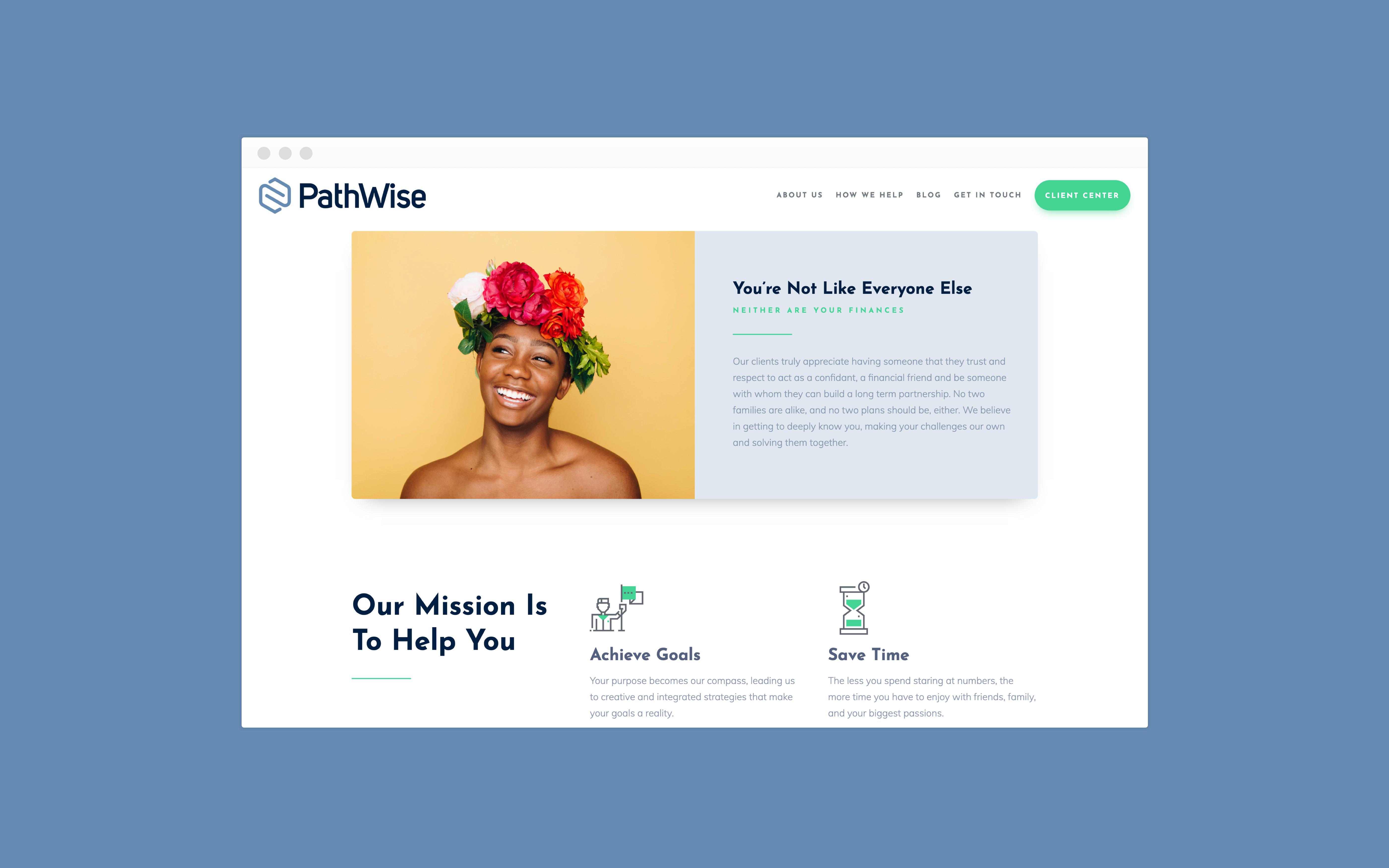 Pathwise