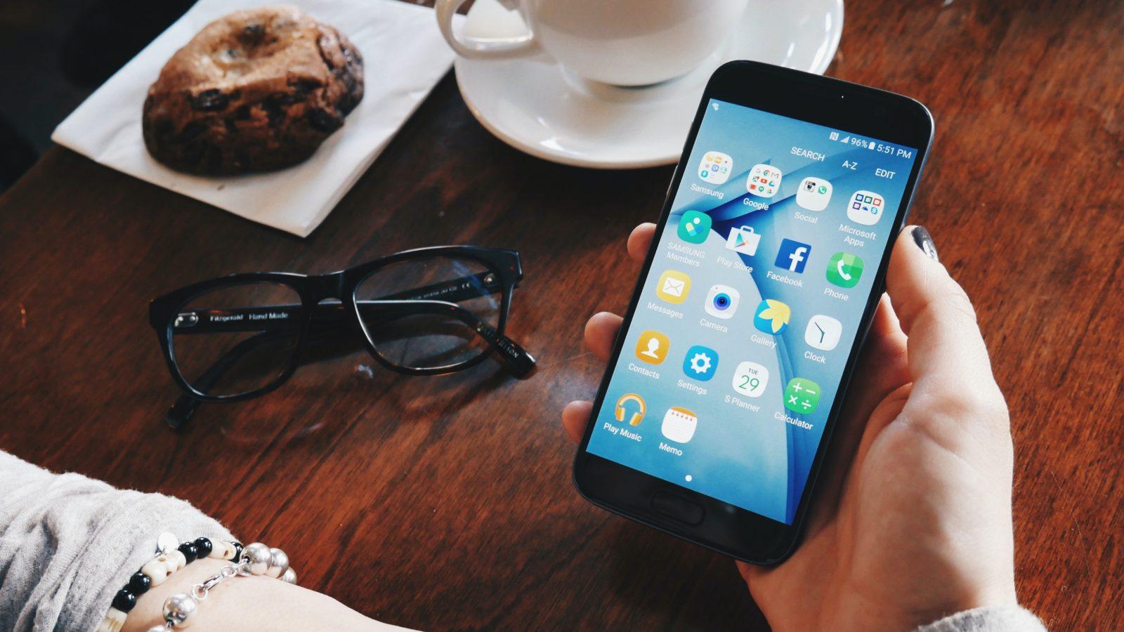 social media during a crisis