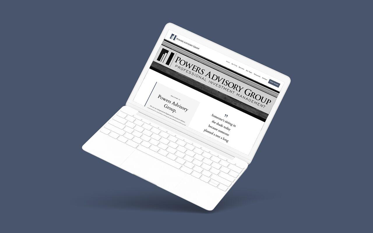 Advisor Website Showcase: Powers Advisory Group Featured Image