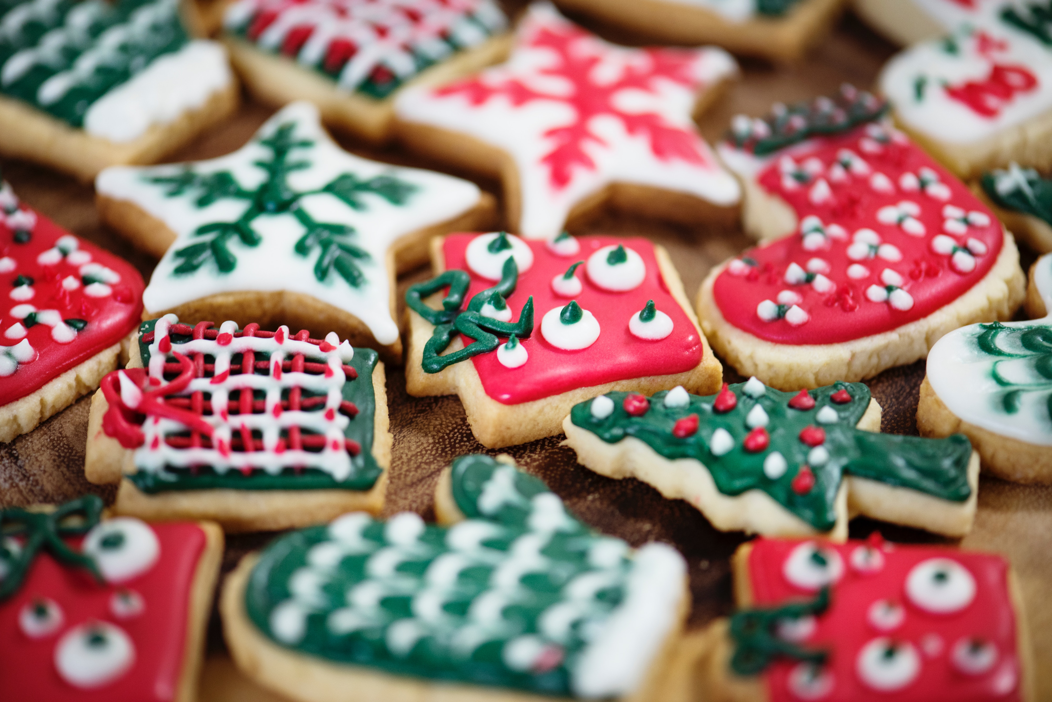 Holiday Cookies For Advisor Clients