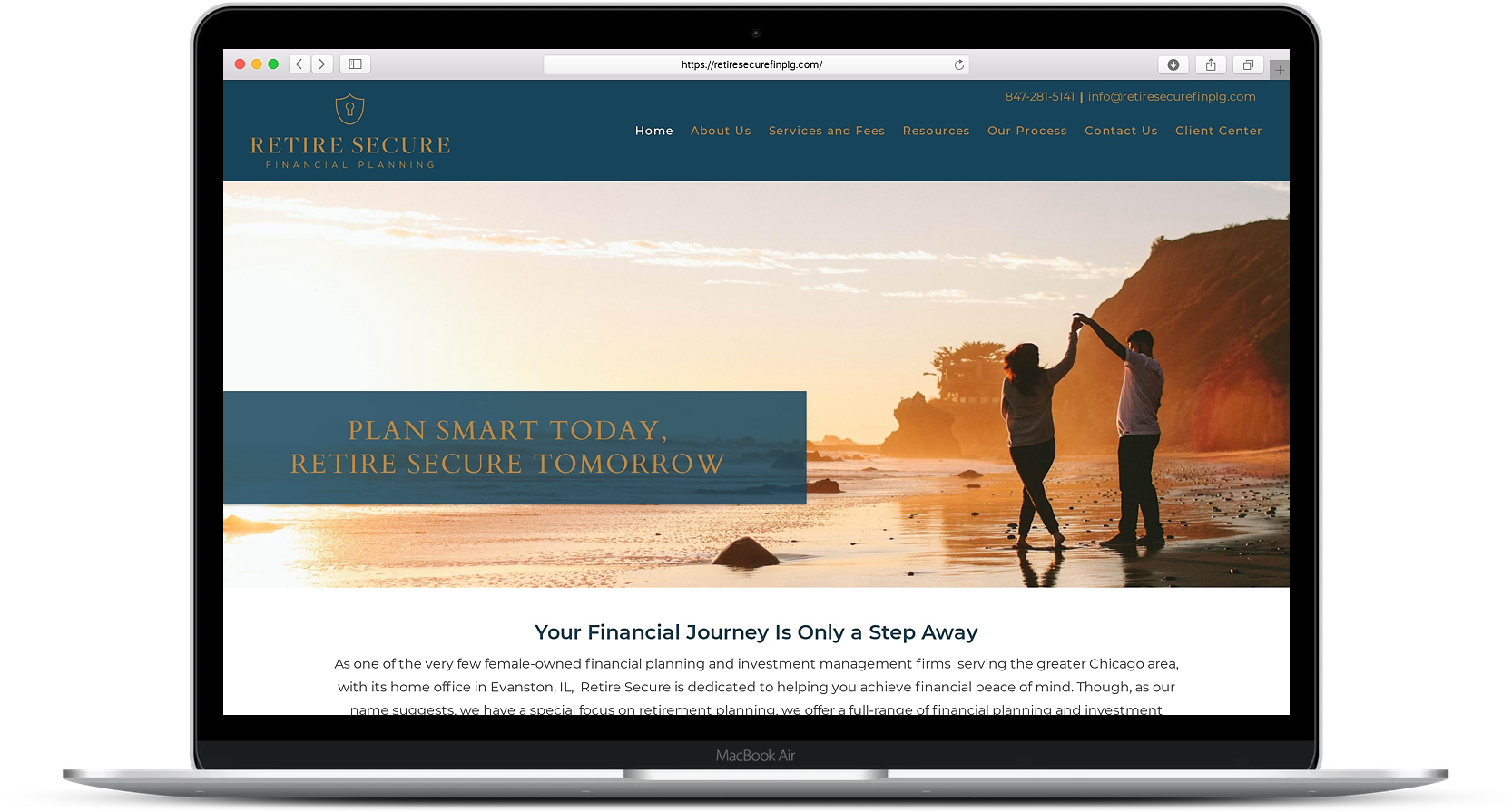 retire secure financial planning