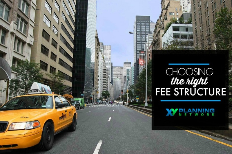 choosing the right fee structure for small business