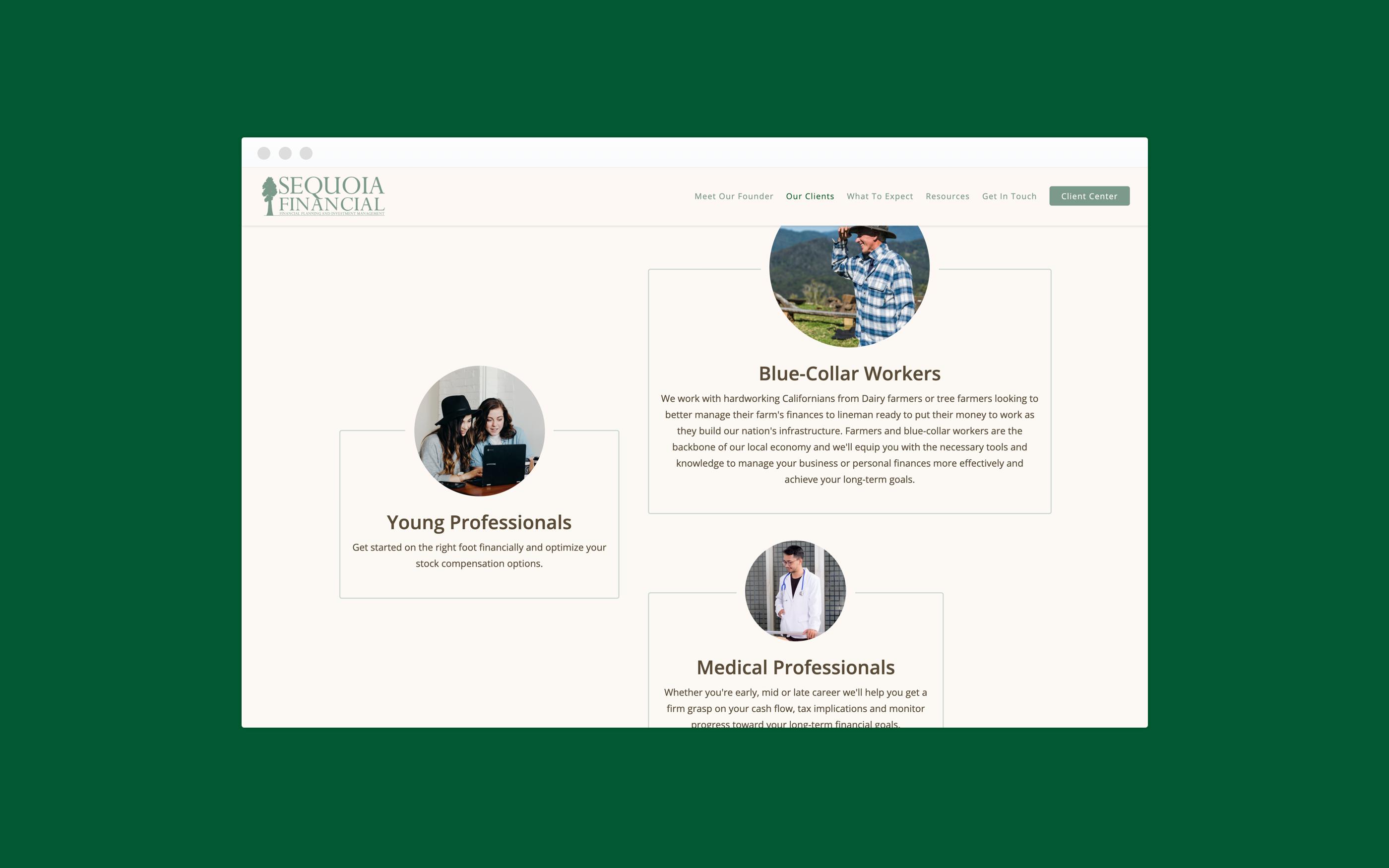 Sequoia Clients