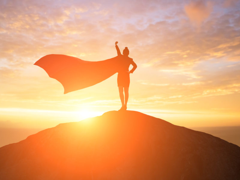 The superpower that advisors have