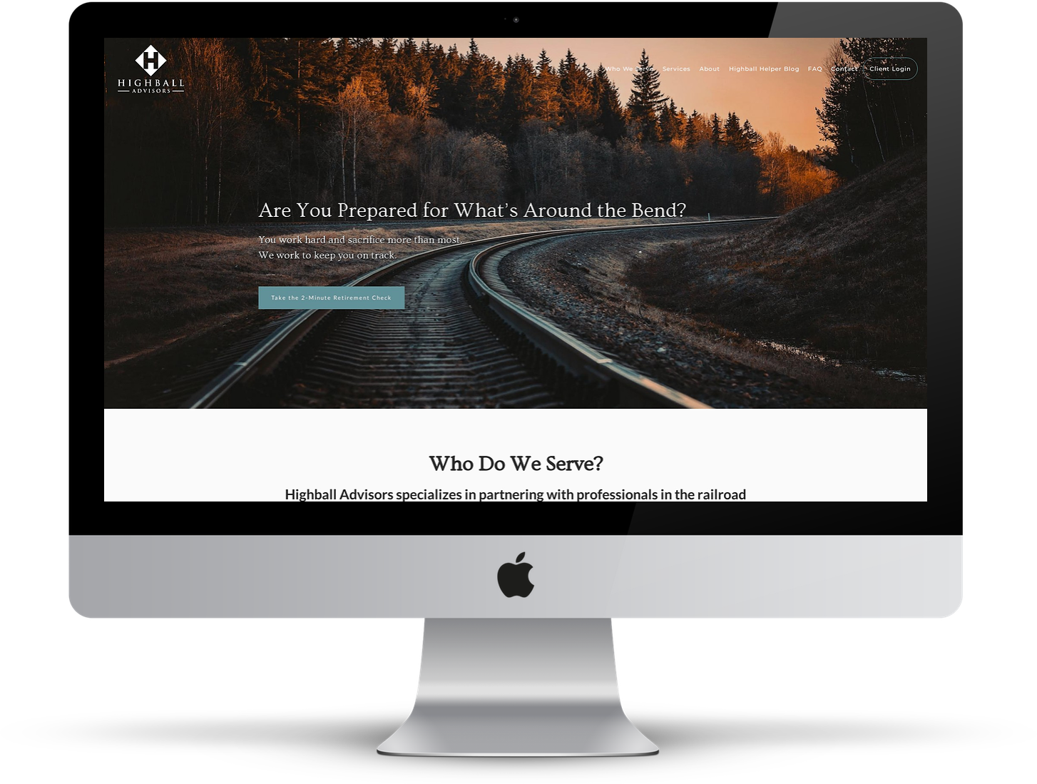 best financial advisor website, twenty over ten, Highball Advisors