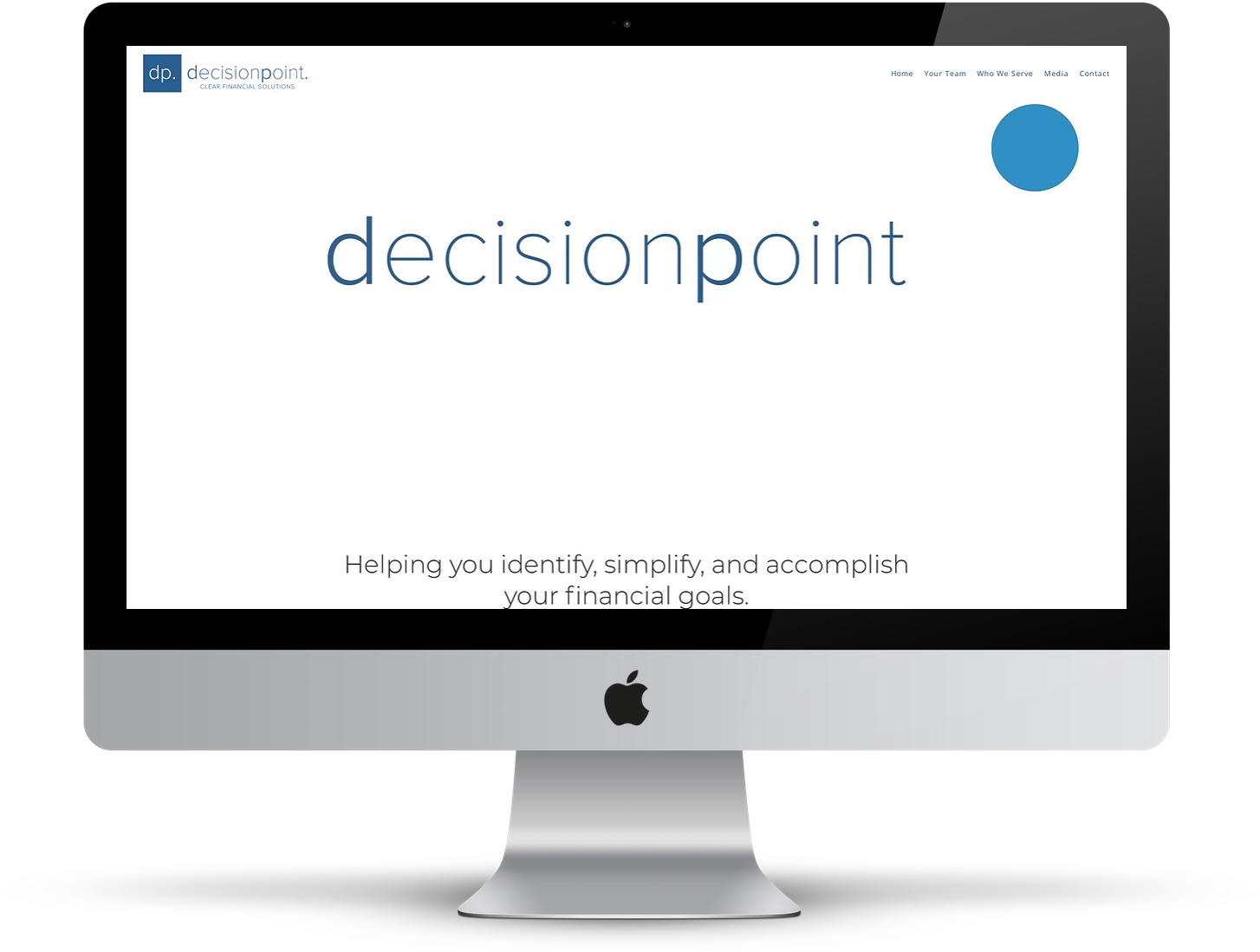 best financial advisor website, twenty over ten, Decision Point Financial