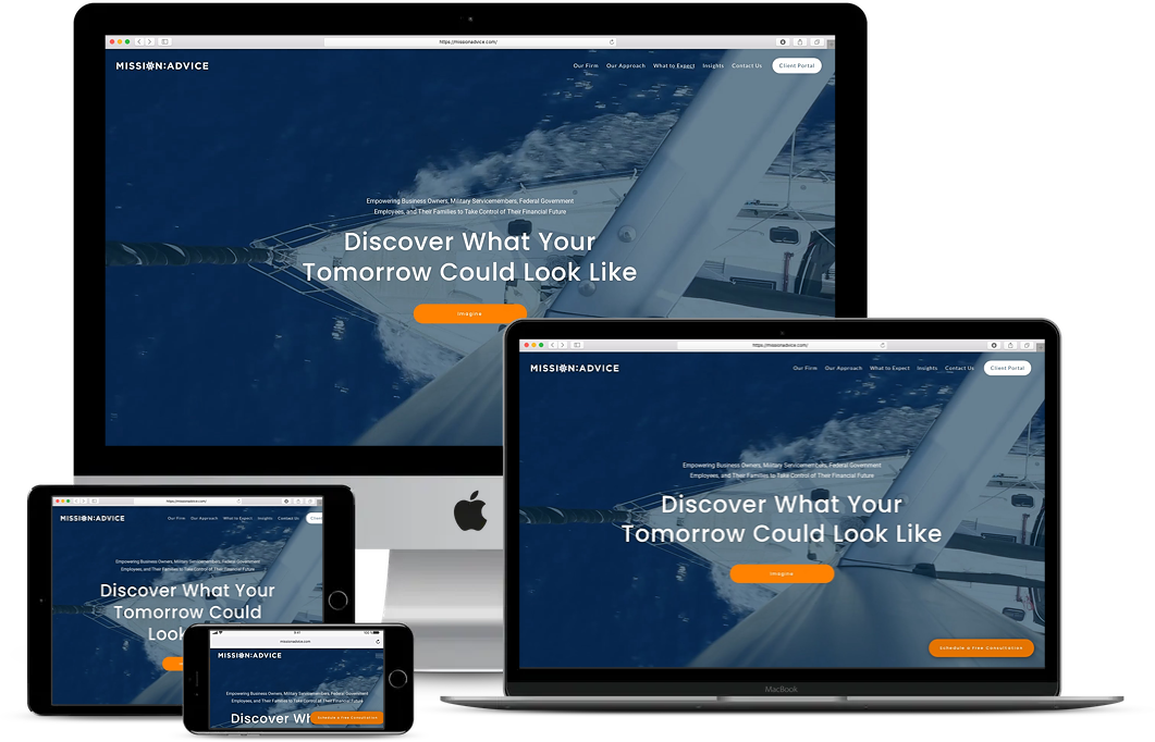 Mission Advice Website