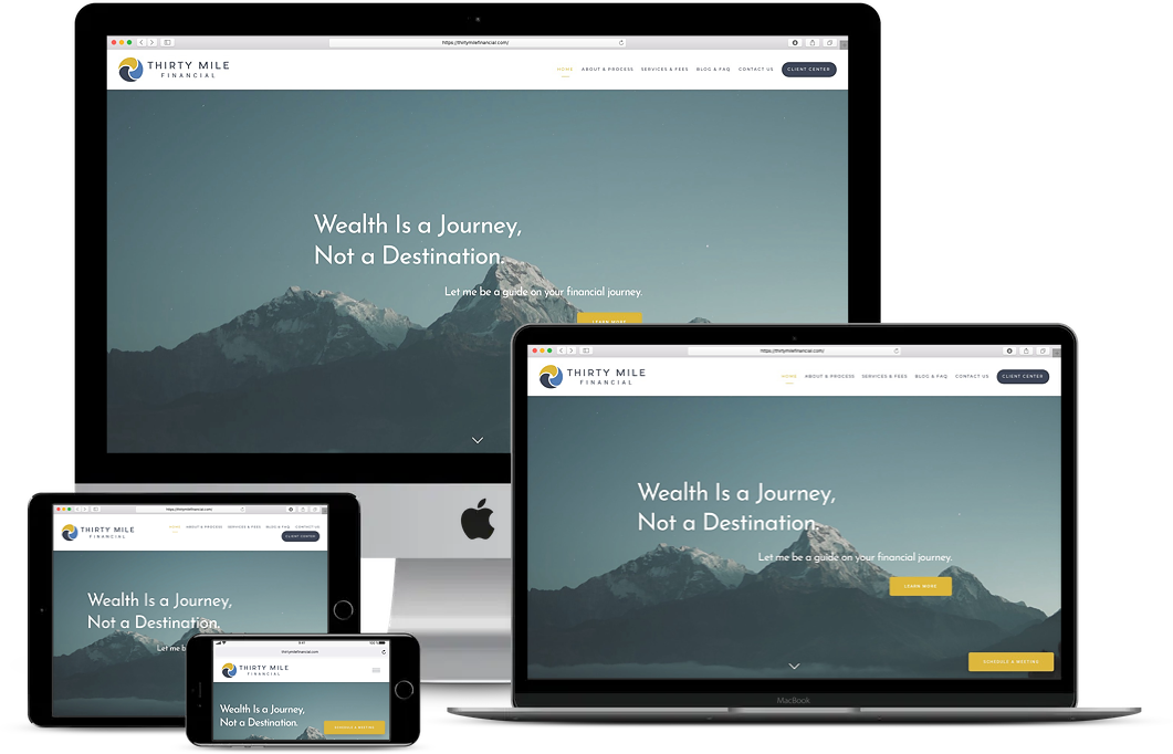 Thirty Mile Financial Website