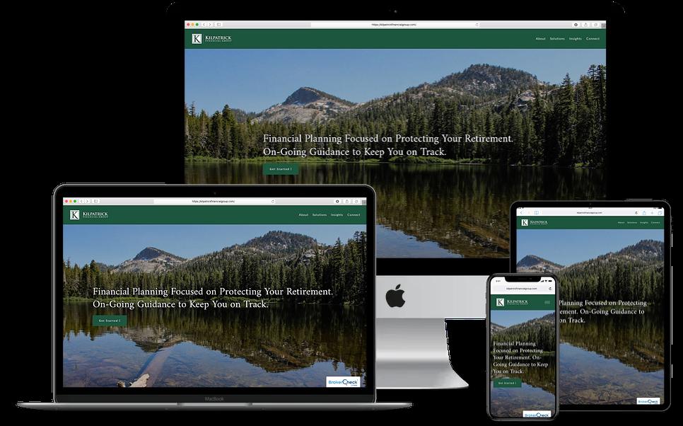 Kilpatrick Financial Group Website