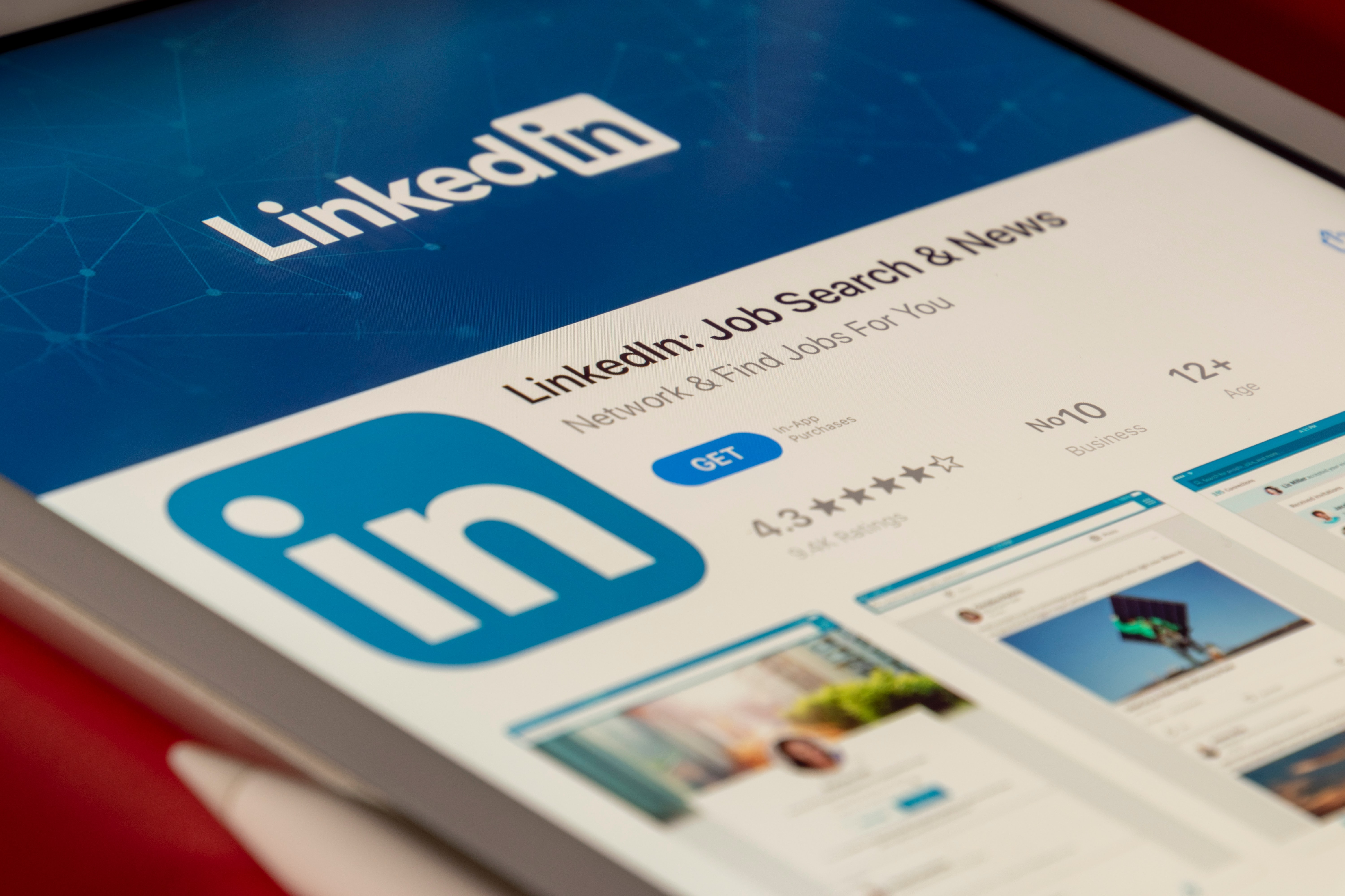 Webinar Replay: 5 Steps to Optimize your LinkedIn Profile to Generate More Business Featured Image