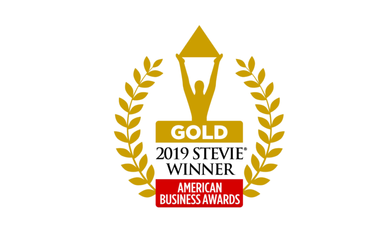 Twenty Over Ten Honored as a Gold Stevie® Award Winner in 2019 American Business Awards® Thumbnail