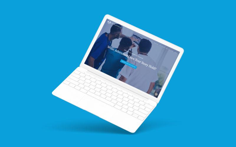 Financial Advisor Website Showcase: Storybook Financial Thumbnail