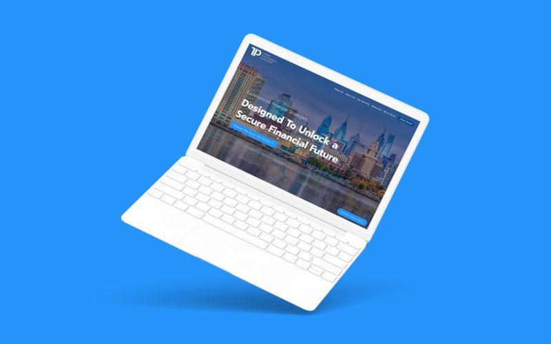 Financial Advisor Website Showcase: Tobin Investment Planning Thumbnail