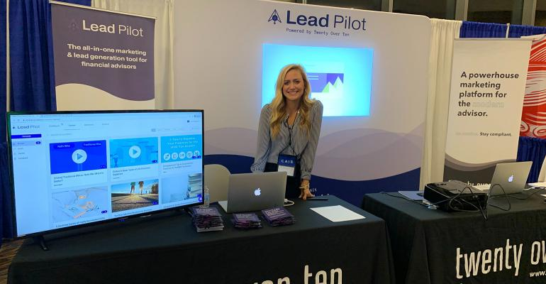 twenty over ten launches lead pilot at t3 advisor conference