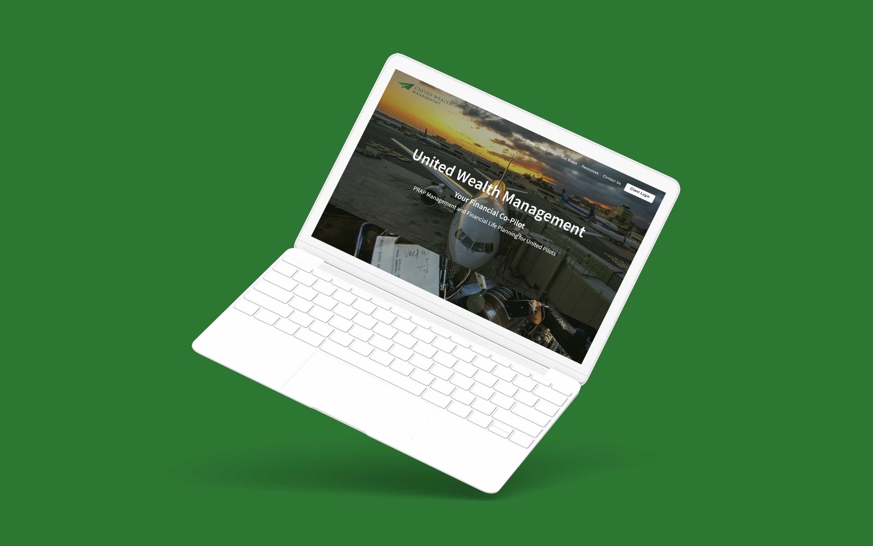 Advisor Website Showcase: United Wealth Management