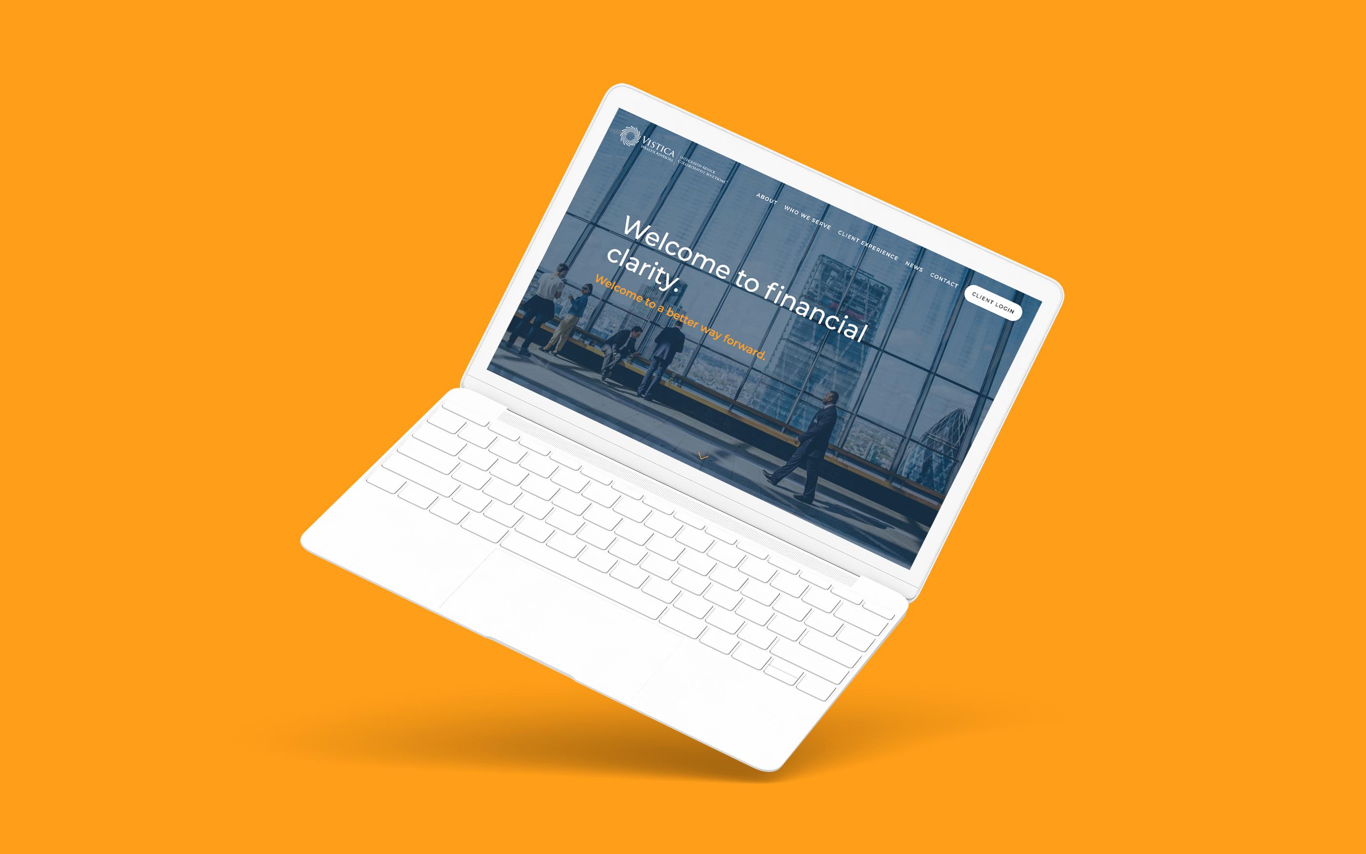 Advisor Website Showcase: Vistica Wealth Advisors Featured Image