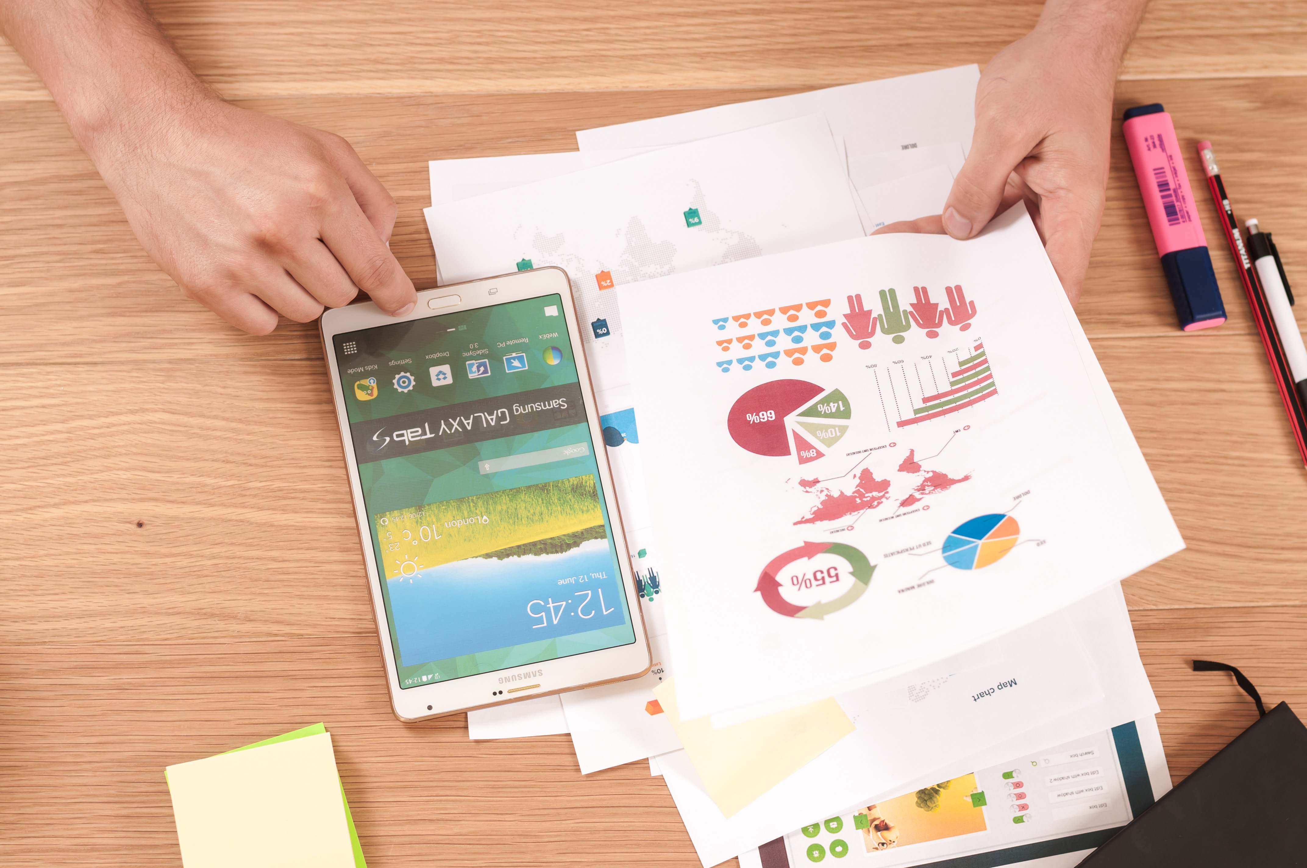 Creating an Annual Report for Your Financial Planning Business Featured Image