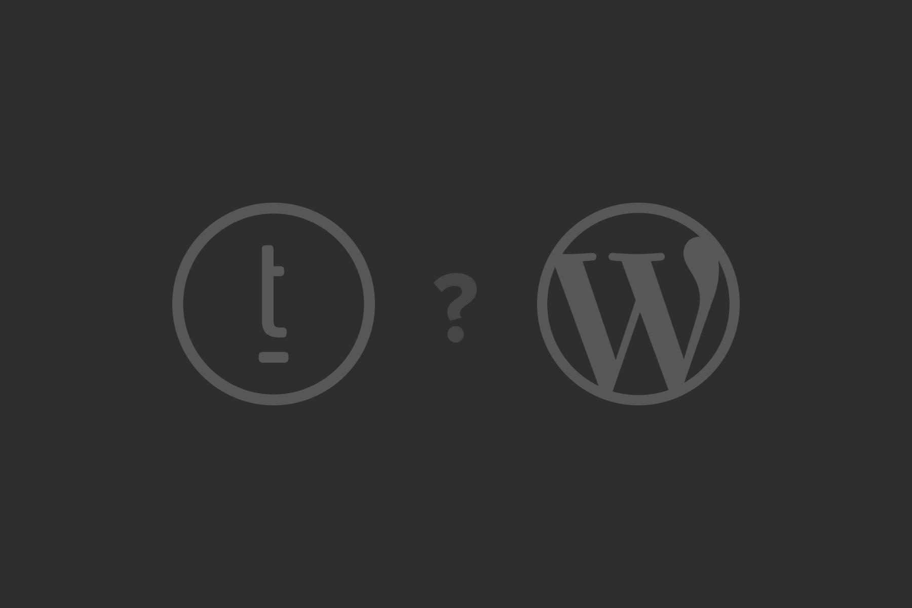 Twenty Over Ten vs WordPress – Which One Is Better? Featured Image